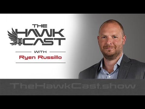 Ryen Russillo: Host of Russillo & Kanell on the Culture of the Media - The HawkCast