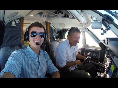 King Air Adventure Flight - Alabama To Nicaragua