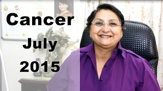 Cancer July 2015 Horoscope: Cosmic Conspiracy To Enrich You