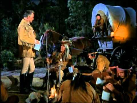 Daniel Boone 2x25 Los cincuenta rifles - YouTube