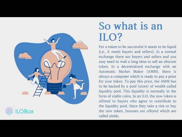 Webinar: How to Do an Initial Liquidity Offering in 60 days or less with ILOBOX