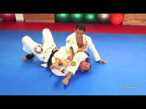 Relson Gracie Jiu-Jitsu Team HK: Ryron Gracie Armlock Defense