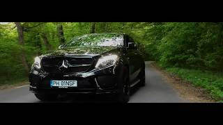AMG BEAST 2018 - MERCEDES GLE 43 - 4MATIC + BRUTAL EXAUST SOUND-400 HP - ROMANIA - PORNCAR