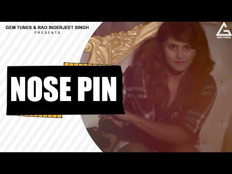 || Masoom sharma || Nose Pin  || AmanRaj ||  Nikku Singh || Latest Haryanvi DJ Songs 2017