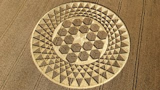 Crop circles - Images of an old phenomenon