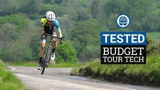 Budget Tour de France Tech - Group Test