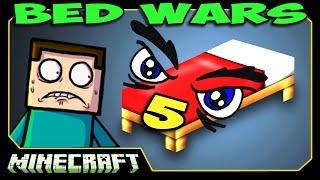 ч.05 Bed Wars Minecraft - Эпичный Взрыв Сундуков!