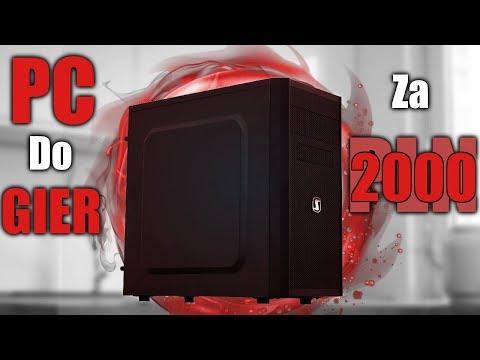Jaki wybrać komputer do gier za 2000 PLN w 2018 roku? 🔥