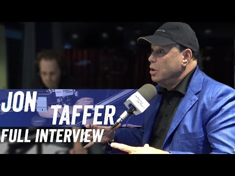 Jon Taffer Discusses His Early Days, Disgusting Bar Rescue Stories, Etc