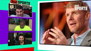 Alexi Lalas Says Clint Dempsey Was Great, But Mia Hamm Was Better!! | TMZ Sports