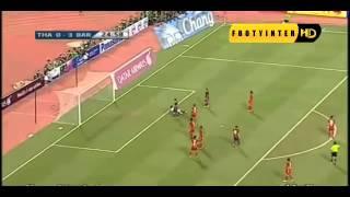 Video ▶ Barcelona vs Thailand 7 1 All Goals HD 08 07 2013   YouTube download MP3, 3GP, MP4, WEBM, AVI, FLV Juli 2018