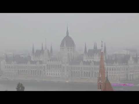 Street Scenes of Budapest, Hungary 2015