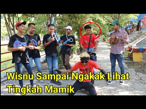 Street Performers Singing Covers, Anoman Obong - Pengamen Alay Feat Montal Mantul