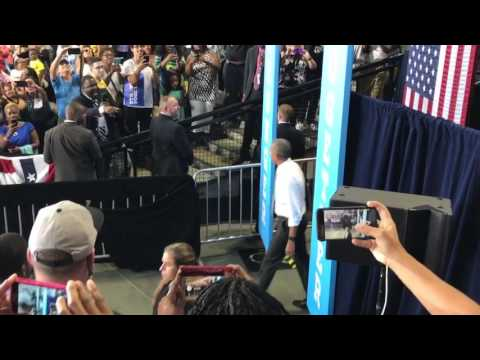 President Obama enters the CFE arena – 10/28/2016