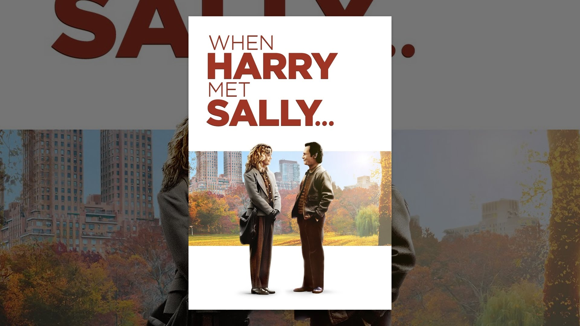 when harry met sally youtube. Black Bedroom Furniture Sets. Home Design Ideas