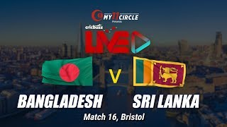 Bangladesh vs Sri Lanka, Match 16: Preview
