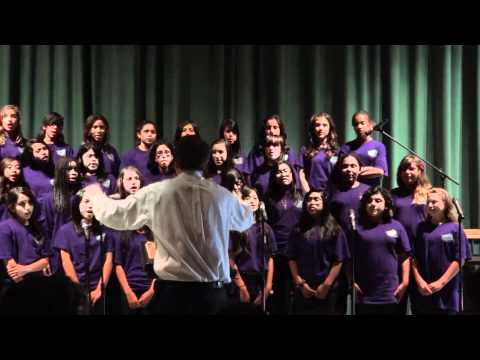 Butterfly - Van Nuys Middle School May 31, 2012