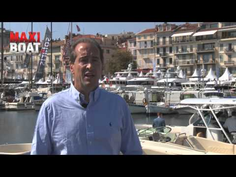 Interview Stephen Julius, CEO Chris-Craft / Cannes Yachting Festival 2015