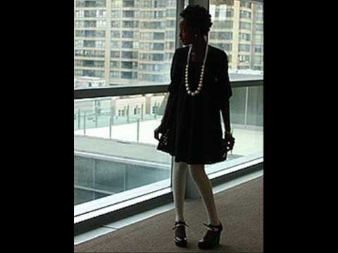 Tenika Davis  Canada's Next Top Model Cycle 1