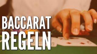 Baccarat Regeln - Wie man richtig spielt