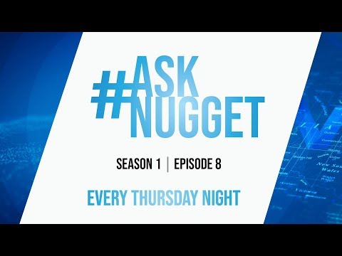 #AskNugget S01E08 - Crypto Industry, Blockchain Jobs & Startups!