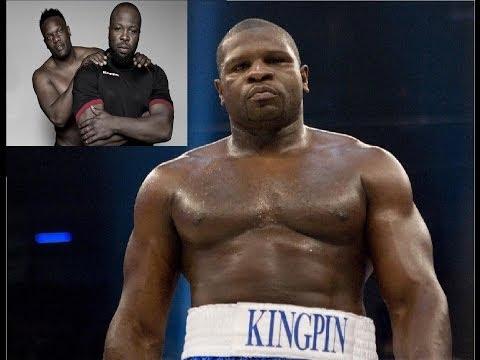 "Don Charles Interview Ahead of Dereck ""Del-Boy"" Chisora vs Kevin ""KinPin"" Johnson"