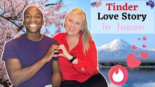 Online Dating JAPAN Love Story | Interracial Couple How We Met | Tinder Marriage Storytime