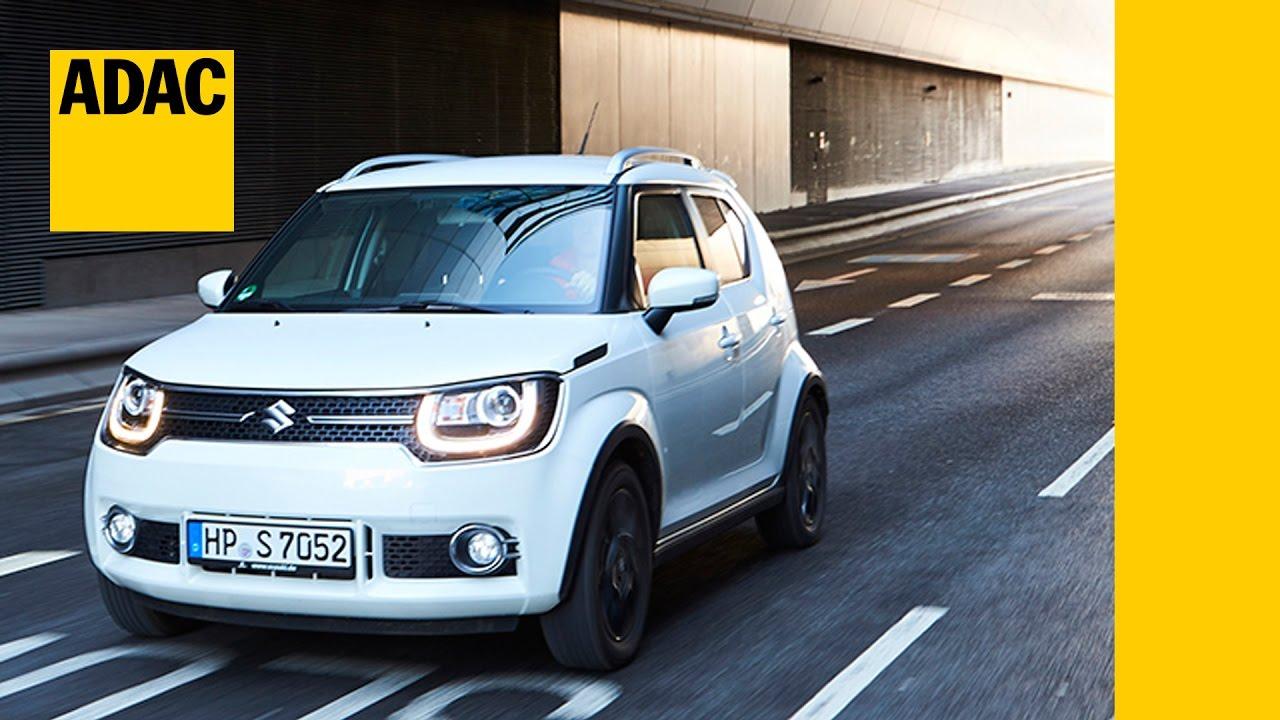 Suzuki Ignis Im Motorwelt Check