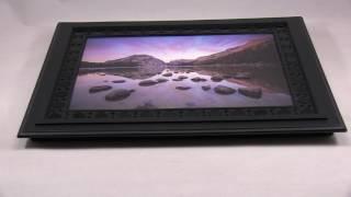 Video Excellent Photo Frame Hidden Spy Camera - Conbrov T10 Review & Audio/Video Footage download MP3, 3GP, MP4, WEBM, AVI, FLV Juli 2018