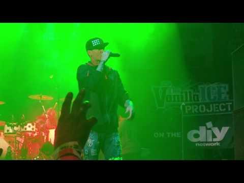 Vanilla Ice Live in Utica NY 2/18/17 @ILoveThe90sTour #VanillaIce
