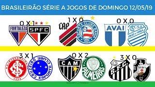 BRASILEIRÃO SÉRIE A 2019 - GOLS DA 4º RODADA
