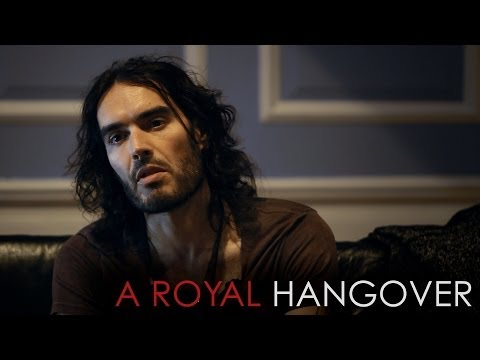 Russell Brand on Alcohol & Addiction - Interview Clip From New Documentary 'A Royal Hangover'