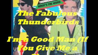 The Fabulous Thunderbirds - I