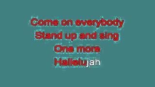 SING YOUR PRAISE TO THE LORD [karaoke]