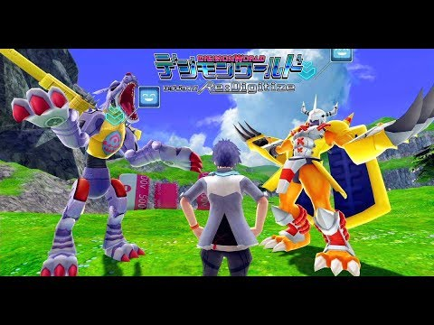 The Best DIGIMON Game!! | Digimon World Redigitize English Android / IOS Offline RPG Gameplay