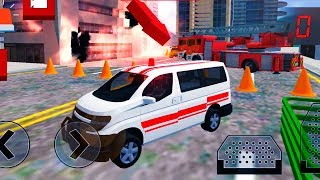 Survival Ambulance Rescue Driving (by Hush Games) Android Gameplay HD Trailer