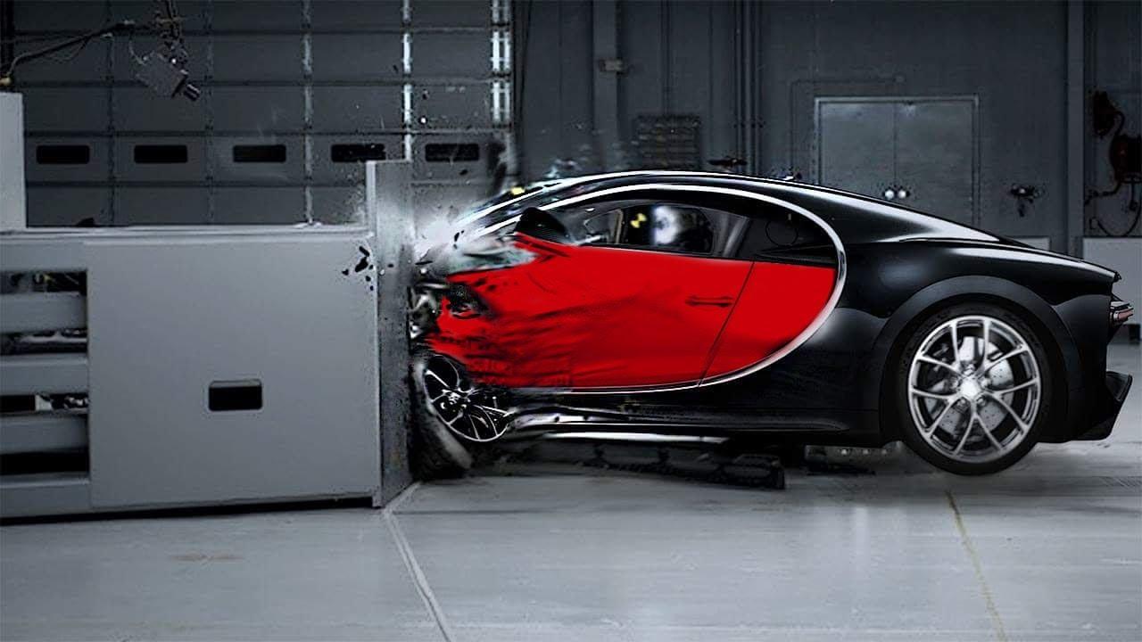 Top 10 Popular Expensive Car Crash Test Youtube