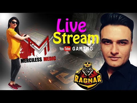 PUBG MOBILE PAKISTAN/INDIA - RAGNAR Live GAMING PAKISTAN