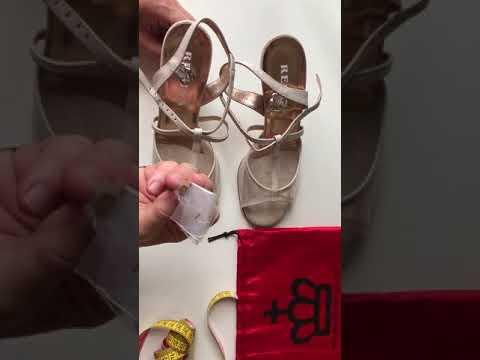 Итальянская обувь для танго Regina