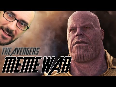 The Avengers: Meme War