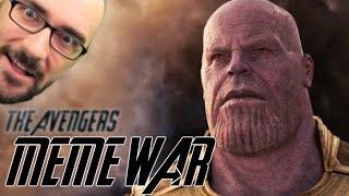 The Avengers: Meme War