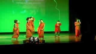 Chitol macher muitha by kids