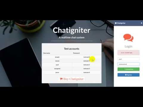 [WEB] SHARE SOURCE CODE CHAT CODEIGNITER PHP WITH AJAX