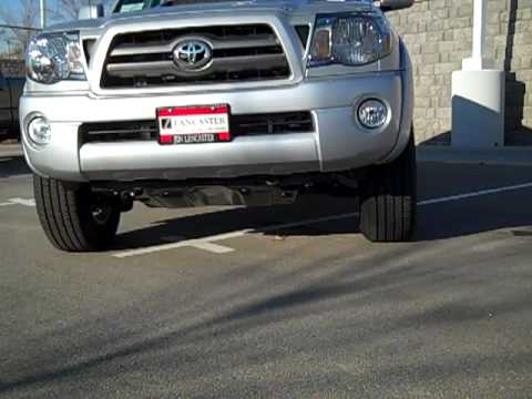 2010 toyota tacoma truck w trd sport package jon lancaster toyota youtube. Black Bedroom Furniture Sets. Home Design Ideas