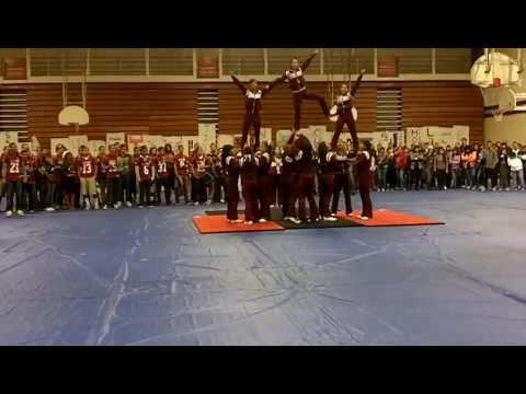 Bell Gardens High School Cheerleaders Varsity Youtube