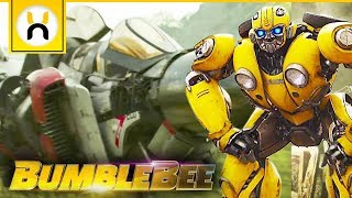 Why Bumblebee and Starscream Look Different in the Bumblebee Movie