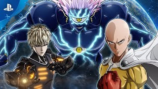 One Punch Man: A Hero Nobody Knows - Announcement Trailer | PS4