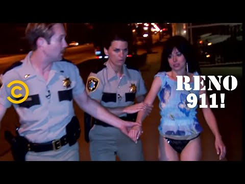 RENO 911!  Very Drunk And Extremely Disorderly