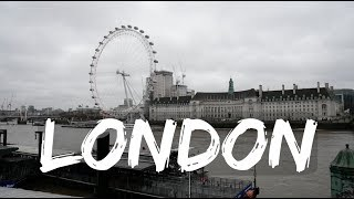 Travel Video - London - England