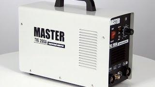 Инвертор для аргонодуговой сварки TIG 200A (О). Обзор, характеристики, тесты.(Сварочный инвертор TIG-200A MASTER предназначен для аргонодуговой сварки неплавящимся вольфрамовым электродом..., 2017-01-20T06:39:39.000Z)